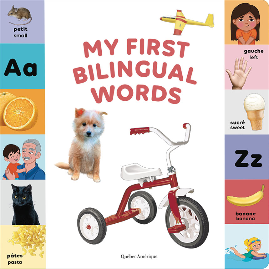 Children's reference - My First Bilingual Words