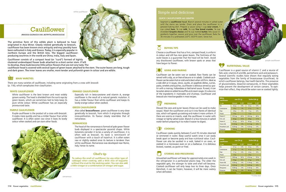 Food Encyclopedias