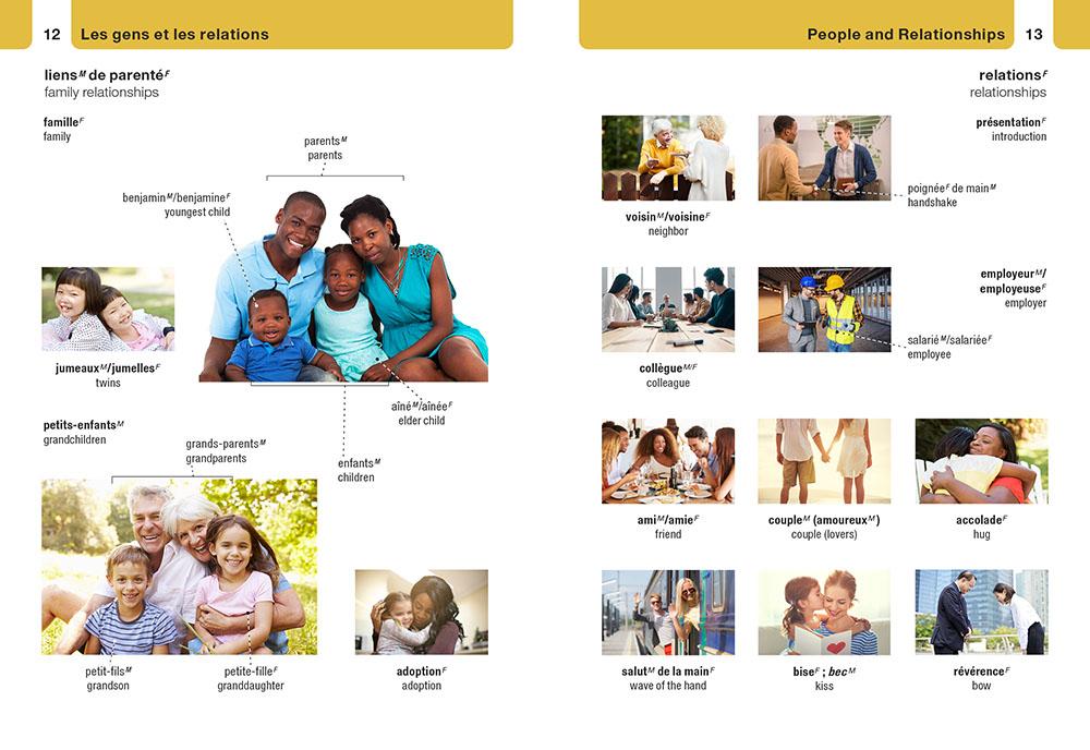 Visual Dictionaries - essentials